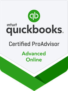 QuickBooks Online Advanced Online Badge