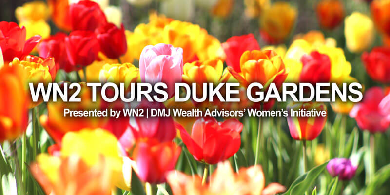 WN2 Tours Duke Gardens 2018